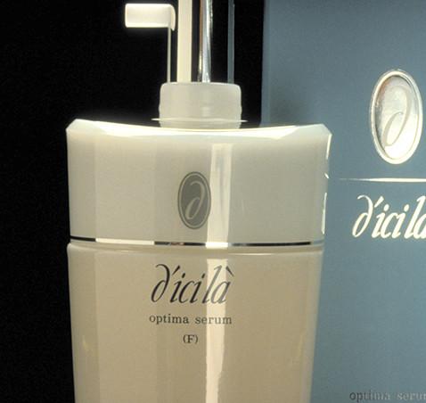 Shiseido d'icila Packaging