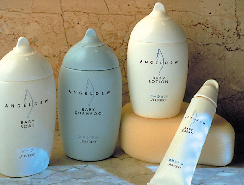 Shiseido Angeldew Packaging